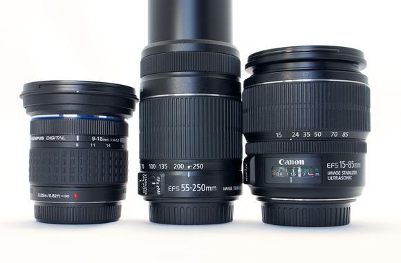 5 điều cần lưu ý khi chọn mua một ống kính mới