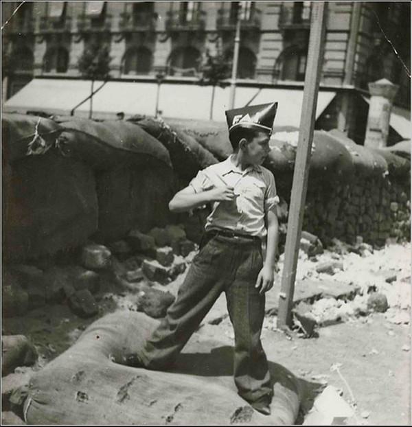Người tình đáng ngưỡng mộ của nhiếp ảnh gia huyền thoại Robert Capa 10