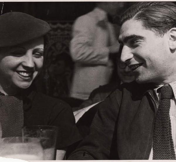 Người tình đáng ngưỡng mộ của nhiếp ảnh gia huyền thoại Robert Capa 1