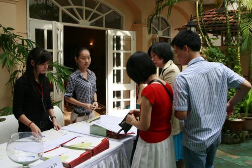 quản lý kịch bản tổ chức sự kiện