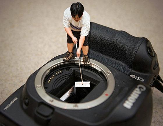 Nên và không nên trong việc bảo quản máy ảnh