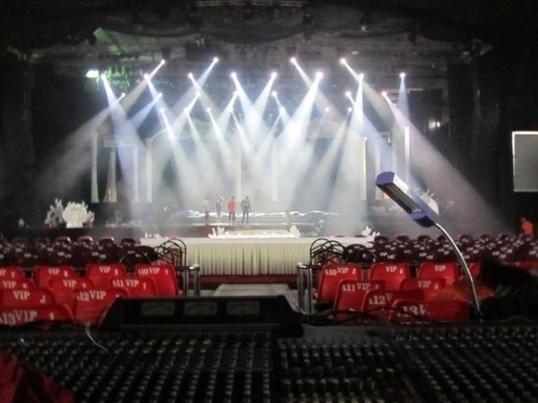Sân khấu trong tổ chức sự kiện 2