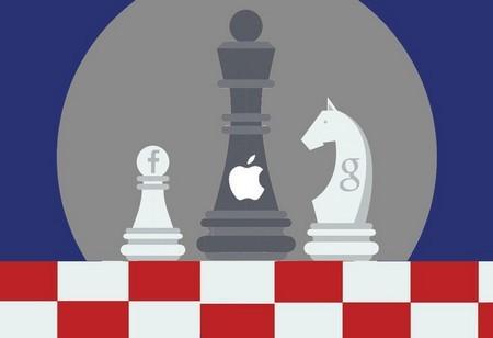 Truyền thông Trung Quốc gọi Google, Facebook, Apple... là 'những mối đe dọa'