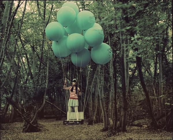 Giấc mơ thuở ấu thơ qua nhiếp ảnh