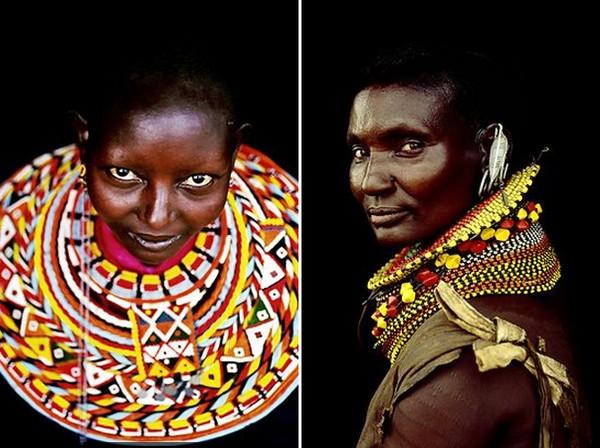 Bức tranh đời sống chân thực của các bộ tộc du mục châu Phi 2