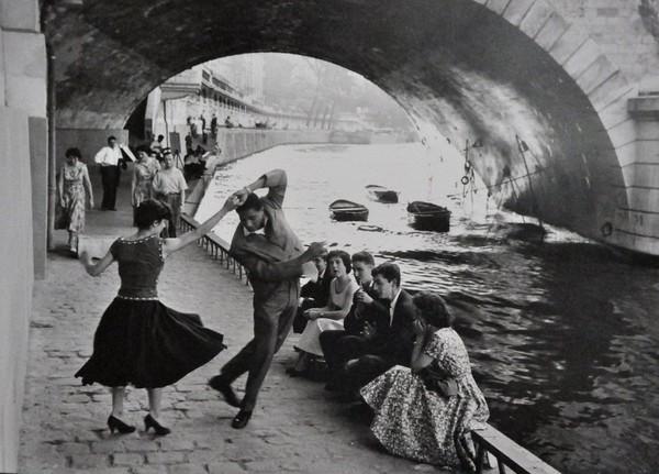 Yêu ở Paris với Paul Almasy 2