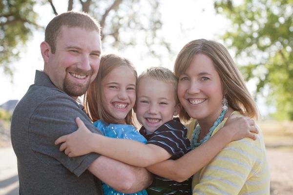 Tip pose hình dành cho những bức ảnh gia đình