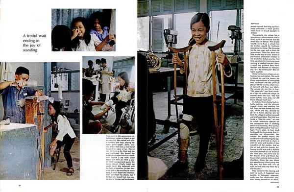 Những bộ ảnh cảm động về nghị lực của người Việt khiến hàng triệu trái tim thổn thức 14
