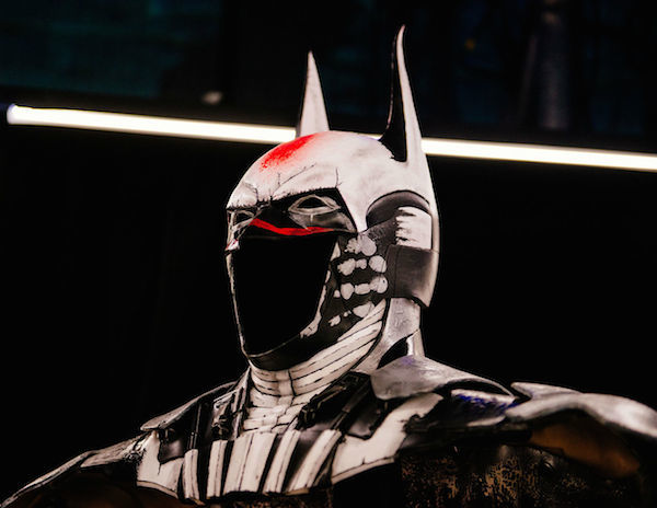 Mãn nhãn với thiết kế phần giáp mới cho Batman tại San Diego Comic Con 2014