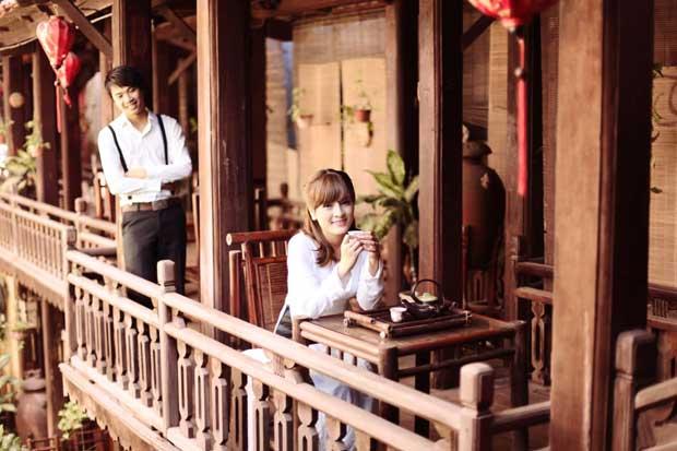 cafe May1 20 địa điểm chụp ảnh cưới hot nhất năm 2014