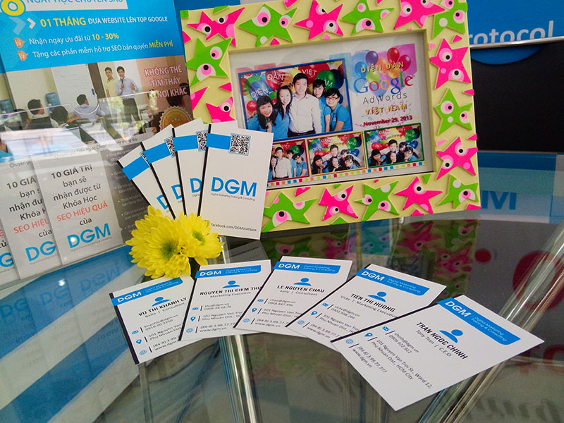 DGM-cards