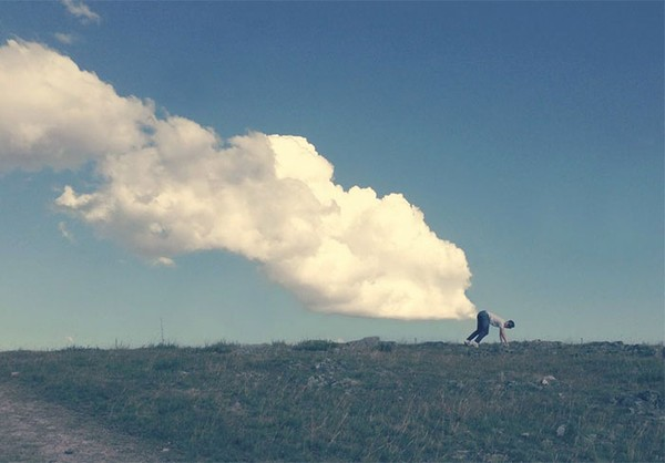sáng tạo, ảnh chụp, mây, cloud