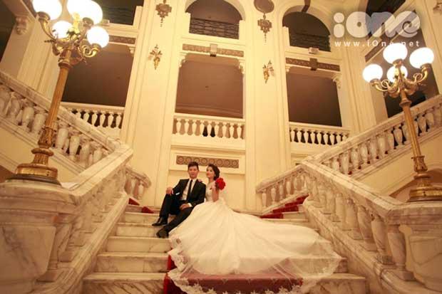 nha hat lon 20 địa điểm chụp ảnh cưới hot nhất năm 2014