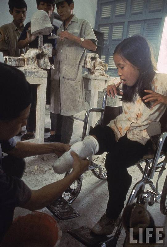 Những bộ ảnh cảm động về nghị lực của người Việt khiến hàng triệu trái tim thổn thức 1