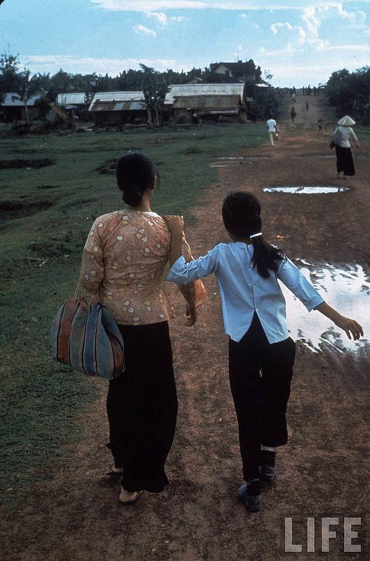 Những bộ ảnh cảm động về nghị lực của người Việt khiến hàng triệu trái tim thổn thức 7