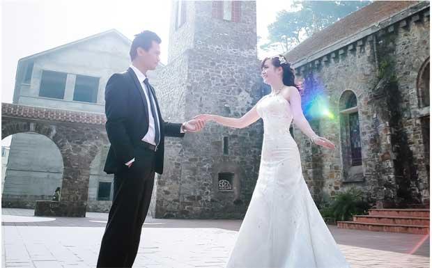 tam dao 1 20 địa điểm chụp ảnh cưới hot nhất năm 2014