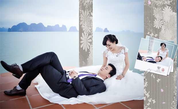 van don 2 20 địa điểm chụp ảnh cưới hot nhất năm 2014