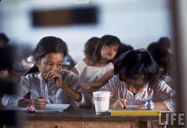 Những bộ ảnh cảm động về nghị lực của người Việt khiến hàng triệu trái tim thổn thức 8