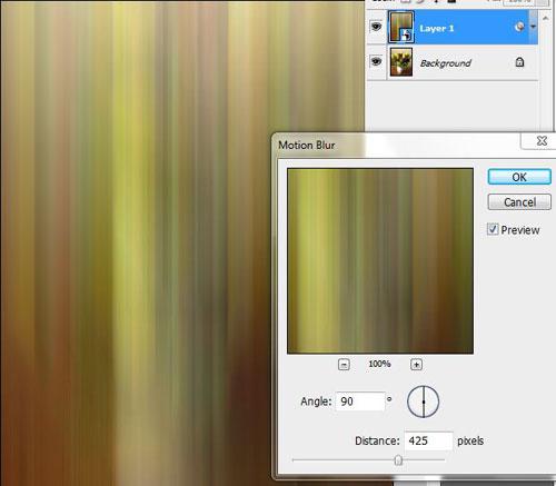 Bí kíp chỉnh ảnh độc đáo với Motion Blur