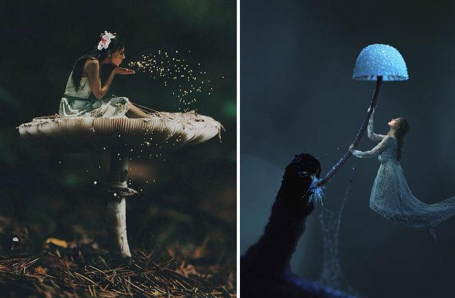 Thế giới siêu thực đẹp đến khó tin trong loạt ảnh photoshop