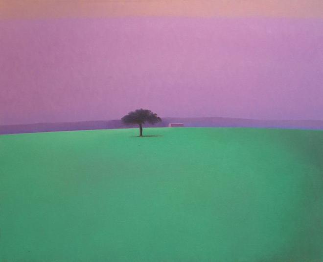 Những tác phẩm chuyển đổi màu sắc tinh tế của Jose Basso