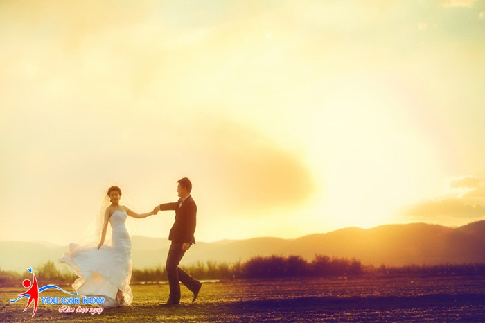 Học chụp ảnh cưới, nghề hot thu hút người trẻ