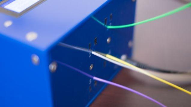 Palette: Chiếc hộp thần kì giúp máy in 3D in được nhiều màu