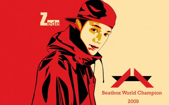 Beatboxer Zede – Cựu vương Beatbox thế giới