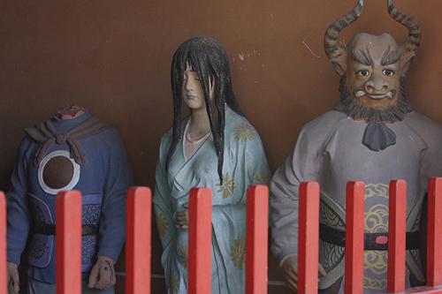 Những nơi linh thiêng đáng sợ ở châu Á