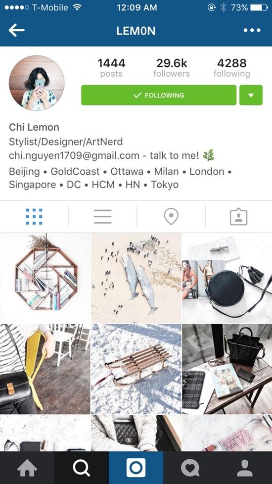 Ảnh flatlay tuyệt đẹp trên instagram của các bạn trẻ Việt