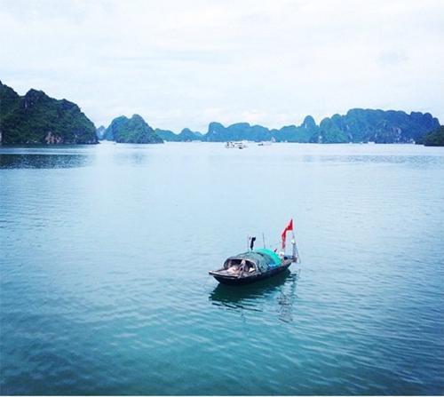 Vẻ đẹp Việt Nam trên Instagram qua ống kính du khách