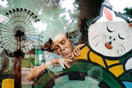 Bộ ảnh ấn tượng về cha của nhiếp ảnh gia Maika Elan