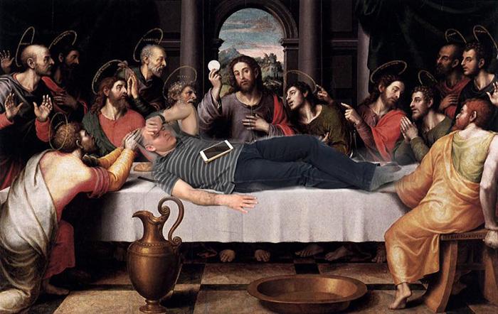 Khi các thánh photoshop biến những điều không thể thành có thể