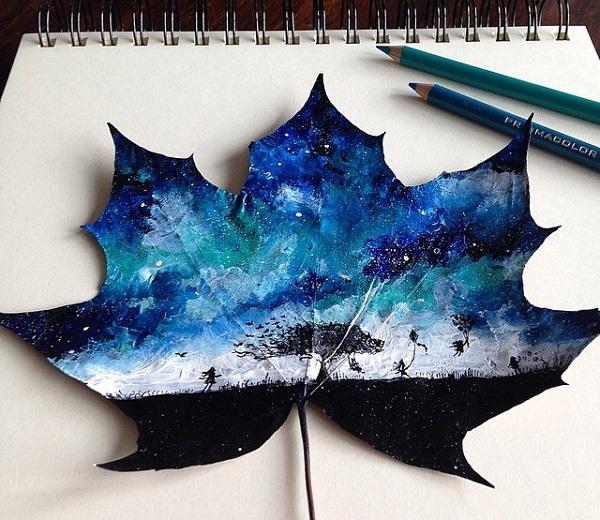 """Những tác phẩm """"đọng""""trên lá mùa thu"""