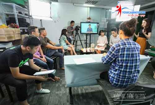 Người dẫn chương trình, có khóa học đào tạo nào tại Hà Nội?