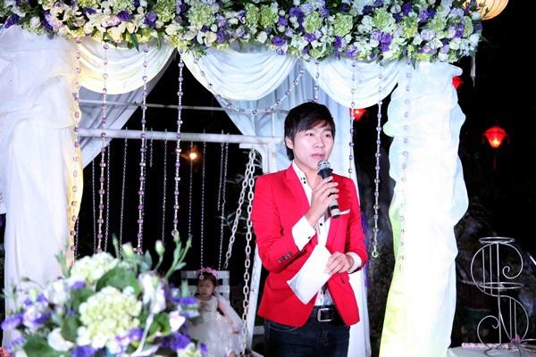 Kịch bản và lời dẫn chương trình đám cưới hay cho MC