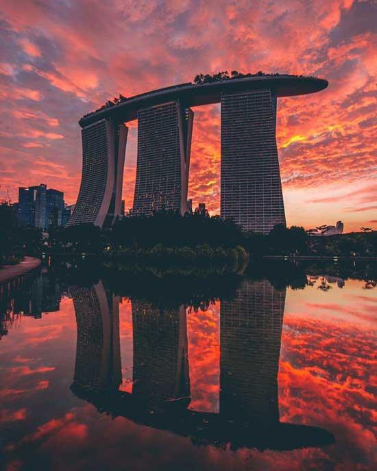 Singapore đẹp ấn tượng, mới lạ qua ống kính nhiếp ảnh