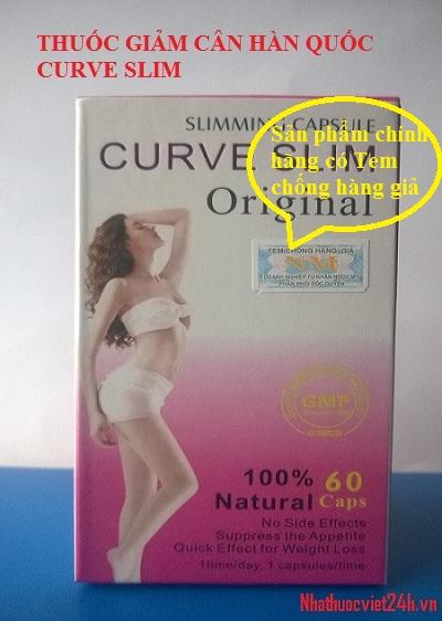 thuốc giảm cân curve slim
