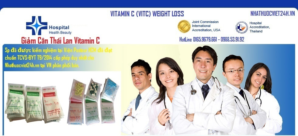 giảm cân vitc