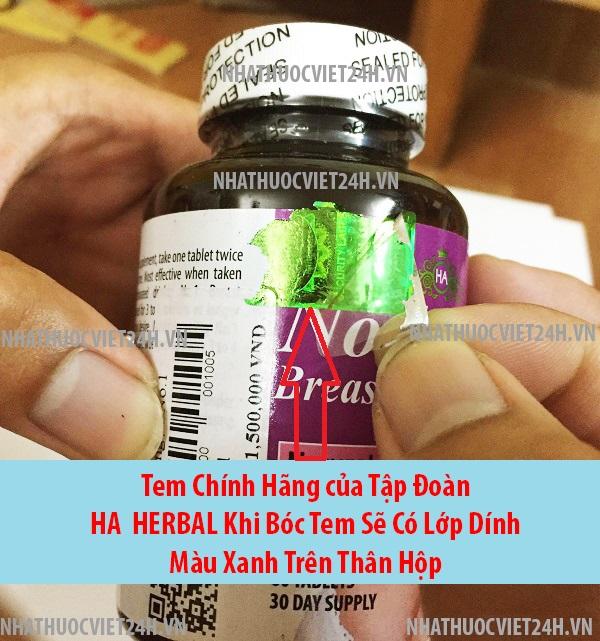 thuốc nở ngực no.1 mỹ