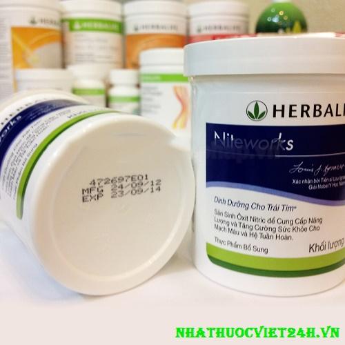 sữa herbalife hỗ trợ tim mạch