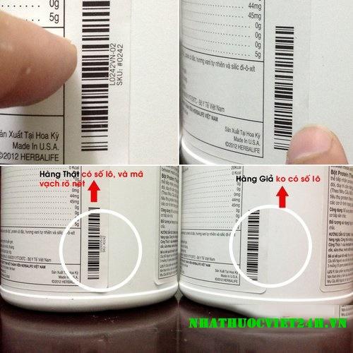 bột herbalife dùng cho người ăn kiêng
