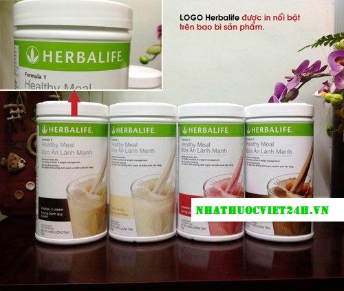 sữa herbalife f1