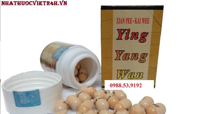 dinh dưỡng hoàn ying ying wan