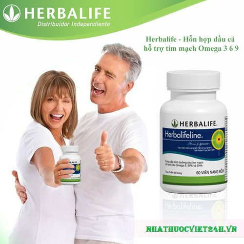 dầu cá omega herbalife