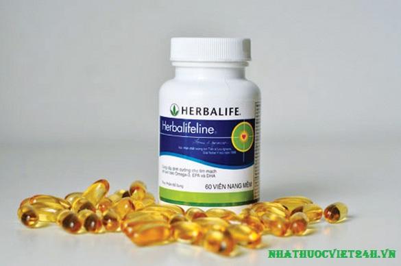 herbalife omega 3