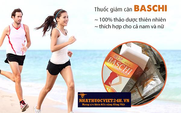 thuốc giảm cân baschi