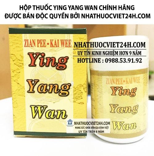 ying yang wan