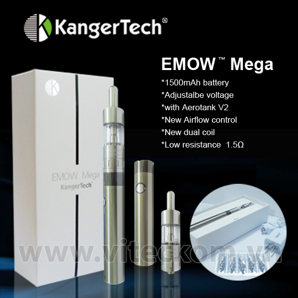 Kanger Emow Mega