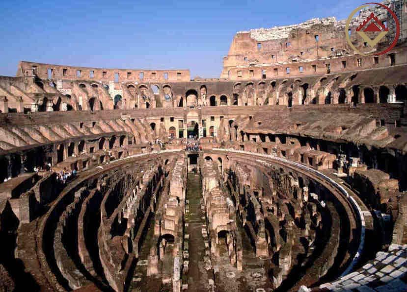 Italy đang muốn phục dựng khán đài của đấu trường La Mã